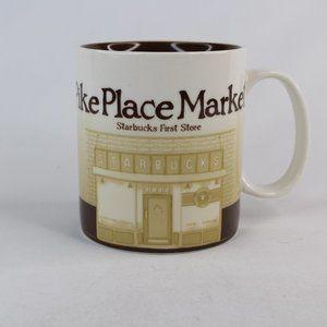 Starbucks Pikes Place Market Ceramic Coffee Mug